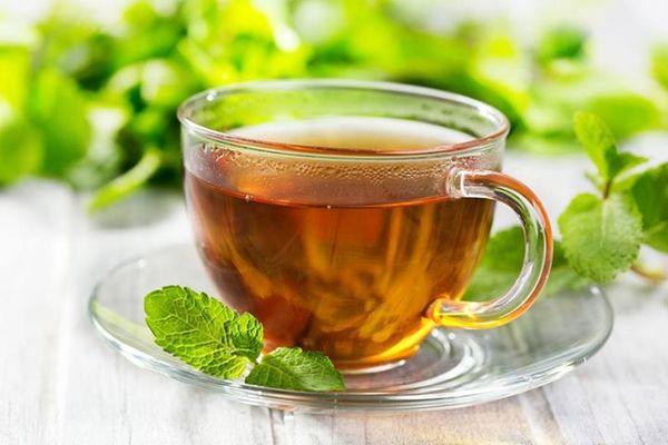 чаи с мятой