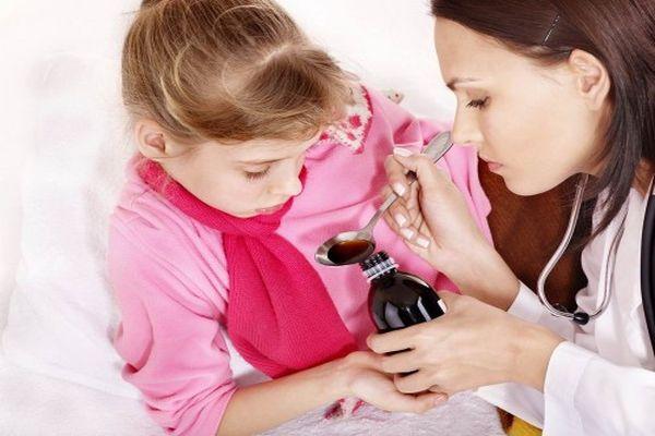лечение ларинготрахеита у ребенка