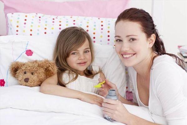 лечение ребенка от боли в горле