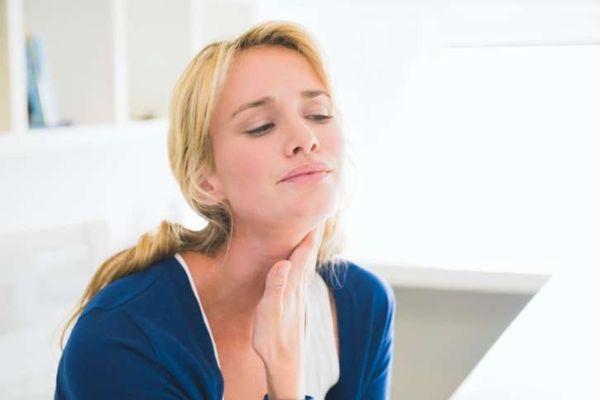 острая боль в горле