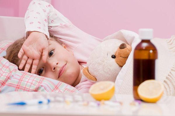 ребенок на постельном режиме