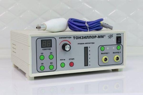 вид аппарата тонзиллор