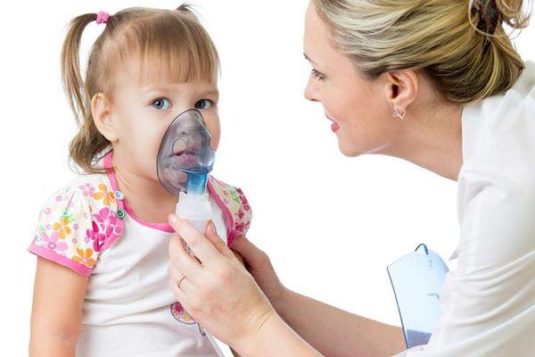 Ингаляции небулайзером ребенку