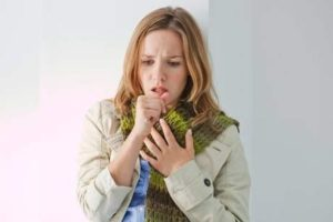 болит горло и кашель