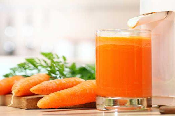 морковь и мед