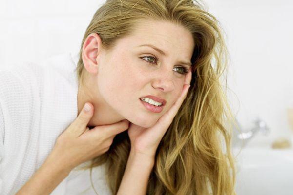 постоянные боли в горле