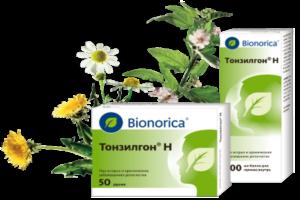 препарат Тонзилгон