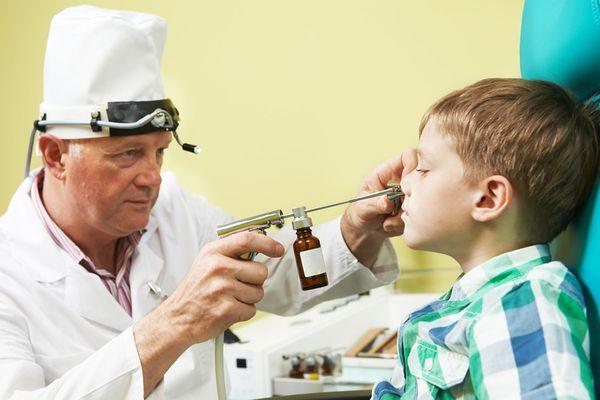 процедура лечения аденоидов
