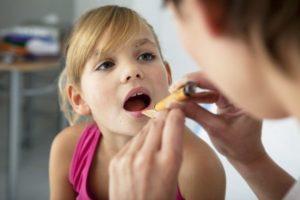 симптомы аденоидов у девочки