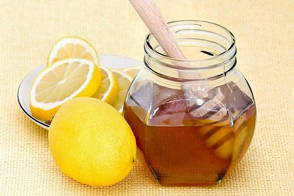 мед от горла