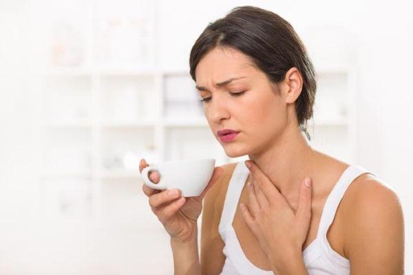 чай для восстановления голоса
