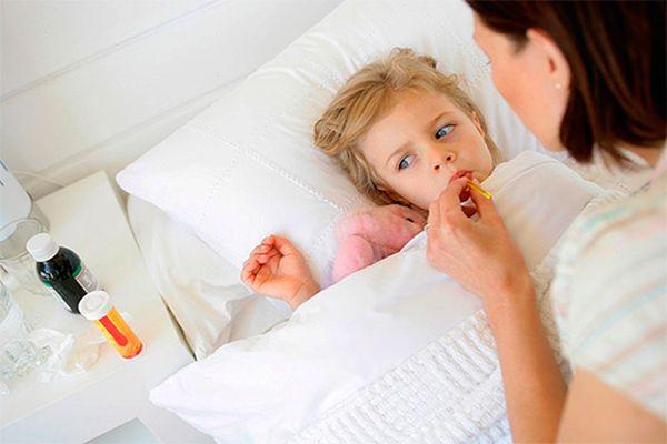 постельный режим при ангине