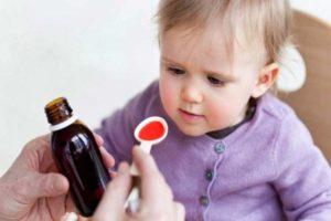 прием антибиотиком ребенку